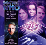 The Key 2 Time - The Chaos Pool signed by Laura Doddington